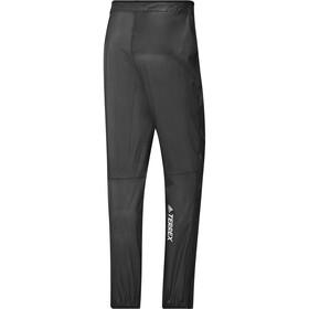 adidas TERREX Agravic TR Trailrunning Rain Pants Men, black